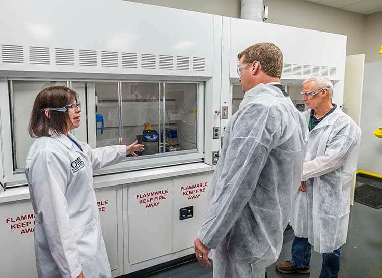 OMI Industries Celebrates the Grand Opening of New Research and Development Center